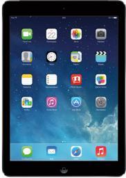 Планшетный компьютер Apple iPad Air Wi-Fi + Cellular 16GB (MD791RU/A)
