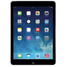 Планшетный компьютер Apple iPad Air 64Gb Wi-Fi Space Gray (MD787RU/A)