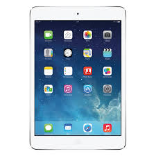 Планшетный компьютер Apple iPad mini with Retina display 32Gb Wi-Fi Silver (ME280RU/A)