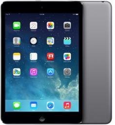 Планшетный компьютер Apple iPad mini with Retina display 16Gb Wi-Fi + Cellular Space Gray (ME800RU/A)