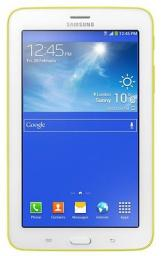 "Планшетный компьютер Samsung Galaxy Tab3 Lite T1110 7.0""/8Gb/WiFi/3G/BT/Cam/Lemon Yellow"