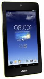 "Планшетный компьютер ASUS MeMO Pad HD ME173X 7""/1Gb/16Gb/Cam/BT/WiFi/GPS/Android 4.2 Green"