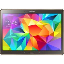 "Планшетный компьютер Samsung Galaxy Tab S T800 10.5""/16Gb/WiFi/BT/Silver"