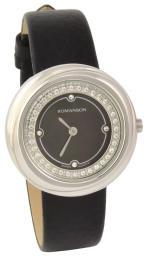 Часы Romanson RL 1251Q LW(BK)