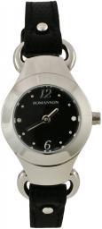 Часы Romanson RN 2633Q LW(BK)BK