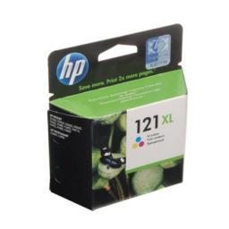 Картридж струйный HP CC641HE №121XL