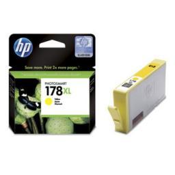 Картридж струйный HP №178XL CB325HE Yellow