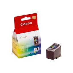 Картридж к МФУ и принтерам Canon CL-41, цветной (0617B025)