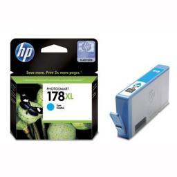 Картридж к МФУ и принтерам HP 178XL (CN684HE), черный