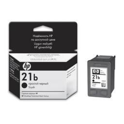 Картридж к МФУ и принтерам HP 21 (C9351BE), черный