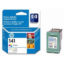 Картридж к МФУ и принтерам HP 141 (CB337HE), многоцветный