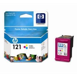 Картридж к МФУ и принтерам HP 121 (CC643HE), многоцветный