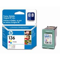 Картридж к МФУ и принтерам HP 136 (C9361HE), многоцветный