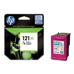 Картридж к МФУ и принтерам HP 121XL (CC644HE), многоцветный