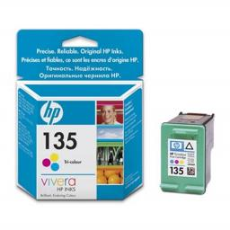 Картридж к МФУ и принтерам HP 135 (C8766HE), многоцветный