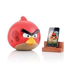 Акустическая система Gear4 Angry Birds для iPhone/iPod/iPad Red Bird