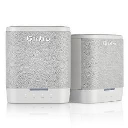 Kолонки Intro SW703 Wireless Bluetooth white