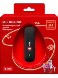 """МТС: Комплект 4G LTE-модем (USB) + тарифный план """"Коннект-4"""" / Новосибирск"""