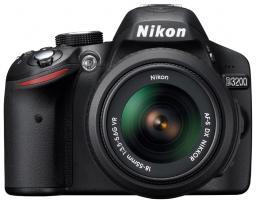 Фотоаппарат Nikon D3200 kit 18-55 DX VR II