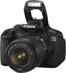 Фотоаппарат Canon EOS 650D kit 18-55 DC III