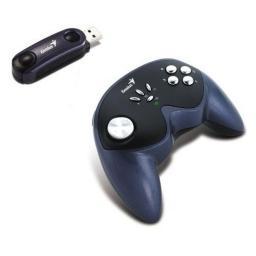Геймпад Genius G-12X, USB, wireless