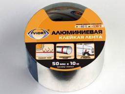 Лента Aviora 72 302-053 50мм х 10м алюминиевая
