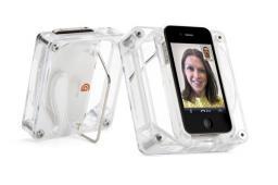 Док-станция Griffin AirCurve Play для iPhone 4