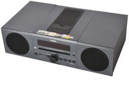 Док-станция Yamaha MCR-042 Dark Grey