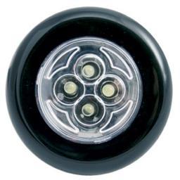 Светильник Старт PL-4led черный