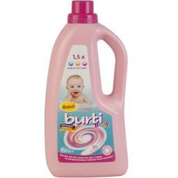 Средство Burti Baby Liquid жидкое для детского белья 1,5 л