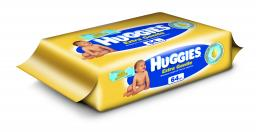 """Влажные салфетки детские Huggies """"Extra Gentle"""" 64шт"""