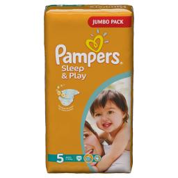 "Подгузники Pampers ""Sleep & Play"" Junior 11-18 кг, 58шт"