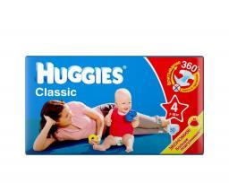 """Подгузники Huggies """"Classic"""" 4 7-18 кг, 50 шт"""