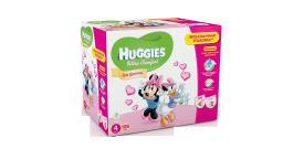 """Подгузники Huggies """"Ultra Comfort"""" Disney Box для девочек 4 8-14 кг, 126 шт"""