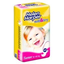 """Подгузники Helen Harper """"Soft & Dry"""" Junior 15-25 кг, 44 шт"""