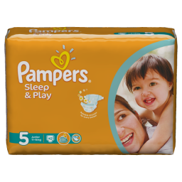 "Подгузники Pampers ""Sleep & Play"" Junior 11-18 кг, 42шт"