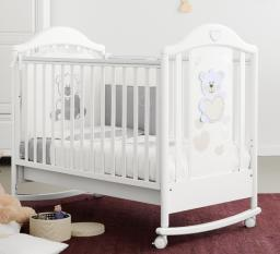 Кровать Pali Baby White