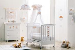 Кровать Erbesi Petit bebe