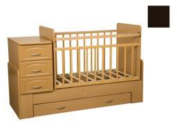 """Детская кровать-трансформер с маятником """"Ульяна"""""""