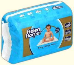 Пеленки впитывающие Helen Harper 60x60 см, 10 шт