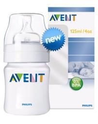 Бутылочка для кормления 125мл Avent SCF680/17