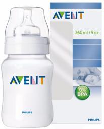 Бутылочка для кормления Avent 260мл SCF683/17