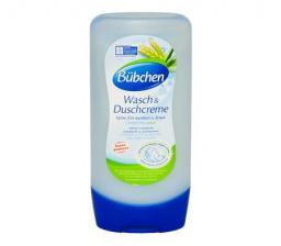 """Крем Bubchen для мытья и душа """"Cвежесть алоэ"""" 300 мл"""