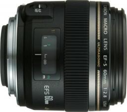 Объектив Canon EF-S 60mm F/2.8 macro
