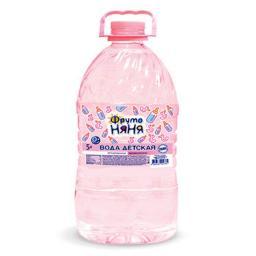 Вода Фрутоняня детская 5 л