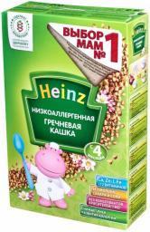 Каша Heinz Гречневая низкоаллергенная с 4 мес, 200 г, б/мол.