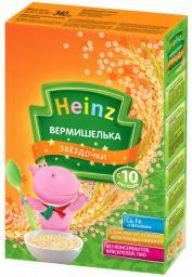 Вермишелька Heinz Звездочки с 10 мес, 340 г