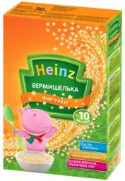 Вермишелька Heinz Фигурки с 10 мес, 340 г