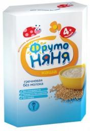 Каша Фрутоняня гречневая без молока с 4 мес., 200 г