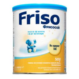 Молочная смесь Friso Фрисосой с рождения, 400 г